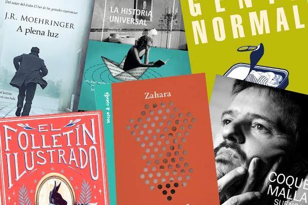 Selección de libros para el otoño