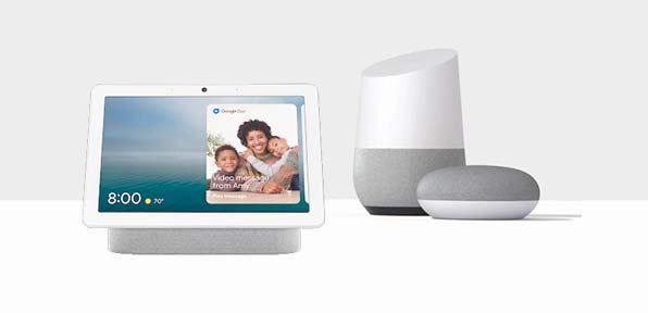 Google Home-conectados