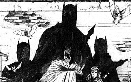 Batman, 80 aniversario. Una exposición de originales de Álvaro Martínez Bueno