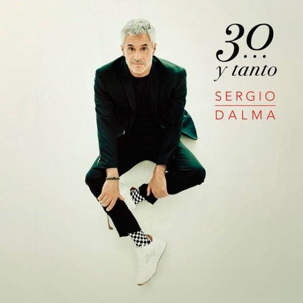 Firma de discos de Sergio Dalma
