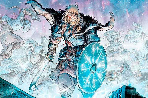 Hel'Blar: Sinfonía vikinga en dos actos
