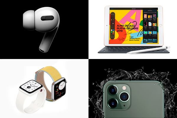 Black Friday en Apple: top 4 de productos