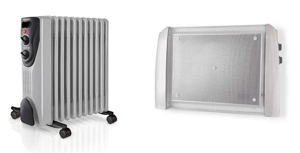TAURUS Y MICA calefactores