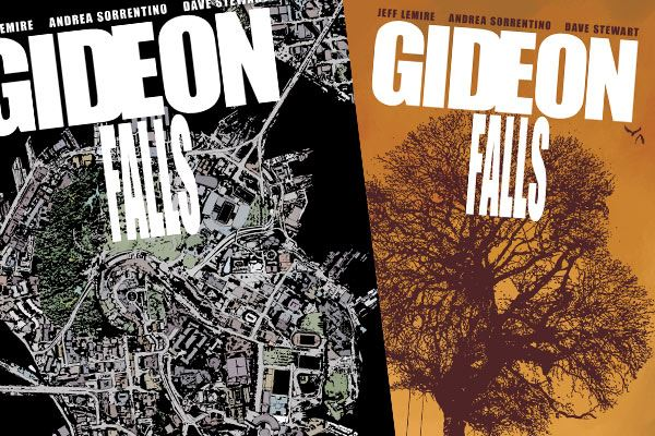 Jeff Lemire: Se ha escrito un crimen en Gideon Falls