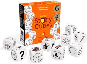 juego de mesa storycubes