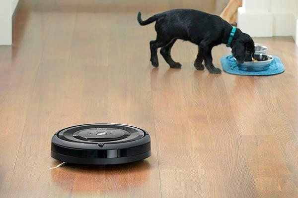 Robots aspiradores: Asistentes de limpieza