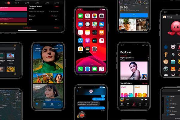 iOS 13: Novedades, rendimiento y pura esencial Apple