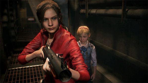 videojuegos multiplataforma-resident evil 2
