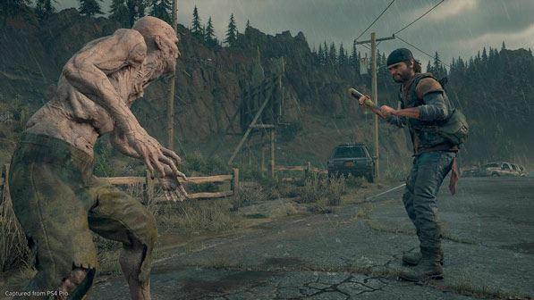 videojuegos exclusivos-days gone