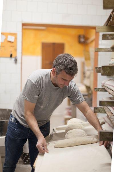 """Presentación del libro de Joan Seguí, """"Forn Sant Francesc. Panadería y repostería tradicional"""""""