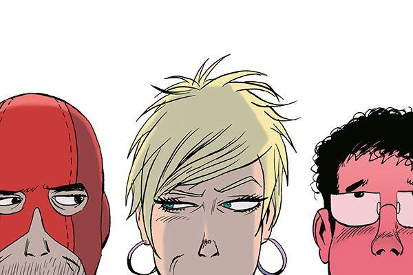 Cuatro cómics para empezar el año entre viñetas