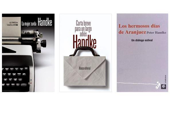 Peter Handke-libros