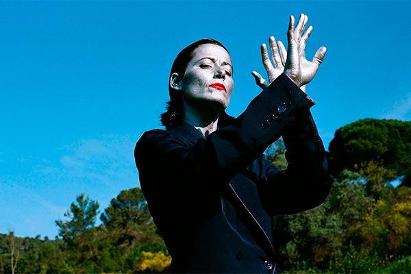 Lidia Damunt: Pop cósmico