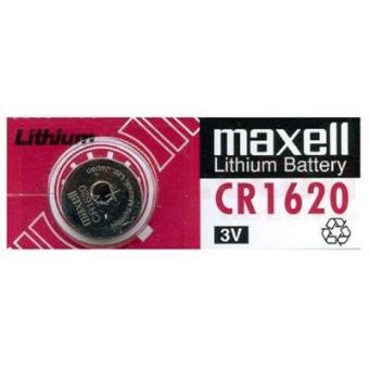 431220a88 Lote pack de 10 pilas de boton maxell cr1620 bateria pila relojes mando  juguetes - Pilas y baterías no recargables - Los mejores precios | Fnac