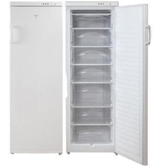 Congelador Vertical Jocel JCV-320L, Clase A+, 240 litros, Blanco