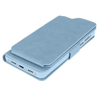 9d1d62315ef Funda billetera para Smartphones de 5,0 a 5,3 pulgadas universal, Azul -  Fundas y carcasas para teléfono móvil - Los mejores precios   Fnac