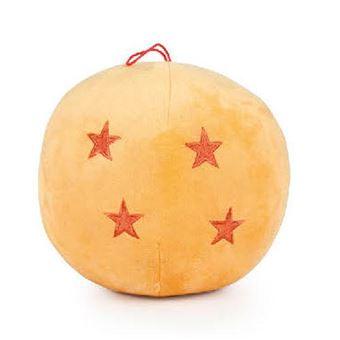 Peluche Bola Dragon Ball 4 Estrellas 12cm