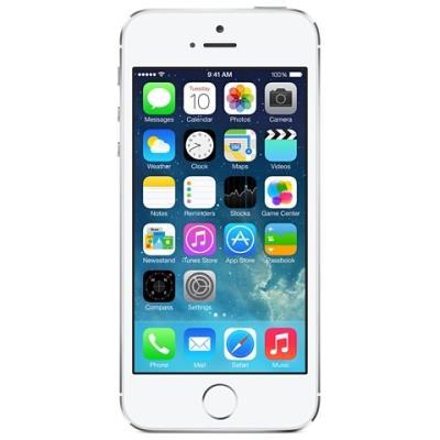 Apple iPhone 5s - 64GB (Plateado)