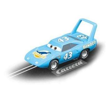 Carrera coche strip the king