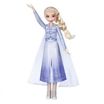 Muñeca Cantarina Elsa Frozen 2