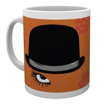 Taza de ceramica La Naranja Mecanica Sombrero