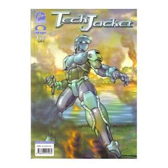Tech Jacket # 3 (De 3)