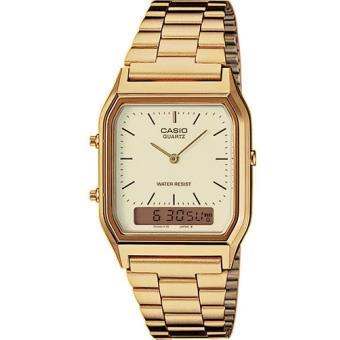 6245657f0623 CASIO 19374 AQ-230-9BM - Reloj Caballero cuarzo - Reloj de cuarzo - Los  mejores precios
