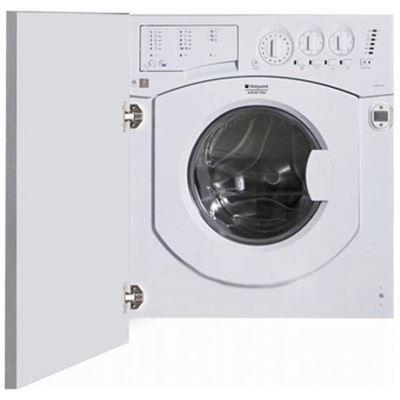 Hotpoint-Ariston CAWD 129 (EU) lavadora - Lavadora-secadora (Frente, Incorporado, Color blanco, 5 kg, 1200 RPM, A)