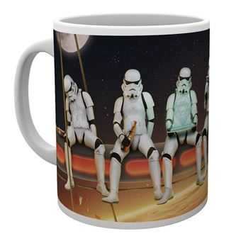 Taza Stormtrooper Stormtroopers On A Girder