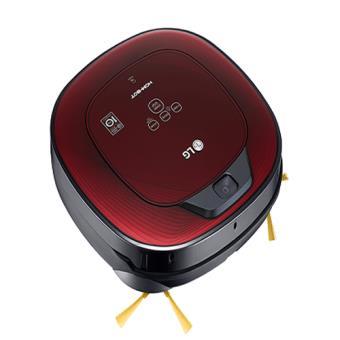Robot Aspirador LG HomBot Turbo VR8602RR Rojo