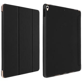 Funda libro ultrafina iPad Pro 10.5 y iPad Air 2019, Función soporte Negro