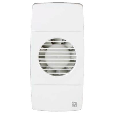 Ventilador Soler & Palau EDM-80 L, 13W, Blanco