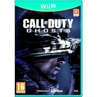 Call of Duty: Ghosts (Nintendo Wii U) [Importación inglesa]