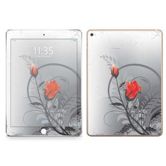 Skin Stickers Para Apple Ipad Air 2 (sticker : Red Flowers)