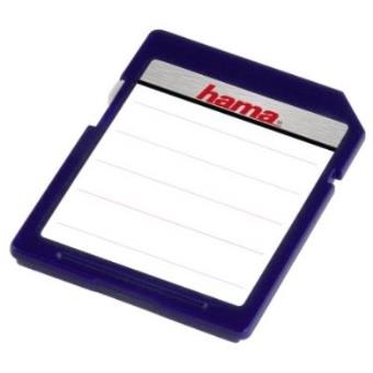Hama SD MMC Memory Card Labels