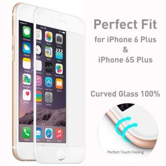 0e423d58767 Protector Pantalla Cristal Templado 3D Curvo Para Iphone 6 / 6s Plus 5.5  Blanco - Protector de pantalla para móviles - Los mejores precios | Fnac