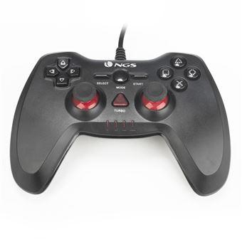 Mando de juego para ps3/pc NGS, 12 botones y vibración
