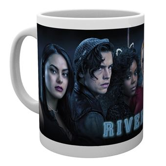 Taza Riverdale Key Art Cast