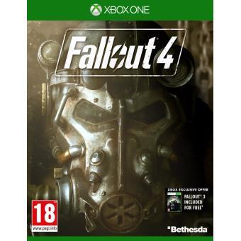Fallout 4 (xbox One) [importación Inglesa]