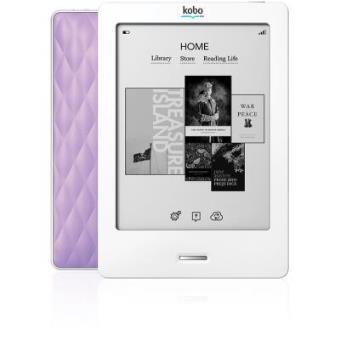Libro electrónico eReader Kobo Touch