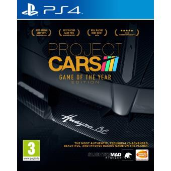 Project Cars - Game of the Year Edition (playstation 4) [importación Inglesa]