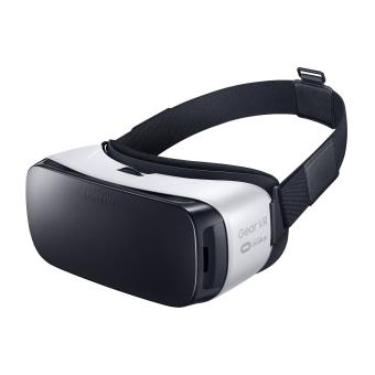 Samsung Gear VR - Gafas de vídeo virtual, color blanco