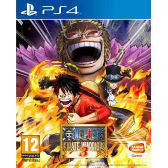 One Piece Pirate Warriors 3 (playstation 4) [importación Inglesa]