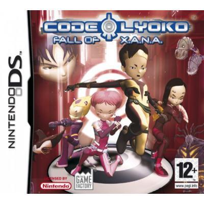 Code Lyoko Fall of XANA  Nintendo DS Los mejores precios en