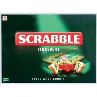 Scrabble Juego De Mesa Juegos De Tablero Los Mejores Precios Fnac