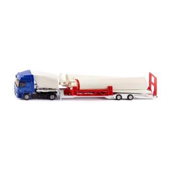 Siku 3935 Camión de transporte con aerogenerador