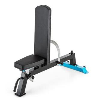 CAPITAL SPORTS Compactar Banco de entrenamiento musculación pesas ajustable metal