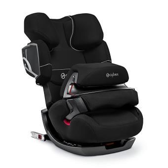 silla cybex pallas 2 fix grupo 123 pure black sillas. Black Bedroom Furniture Sets. Home Design Ideas