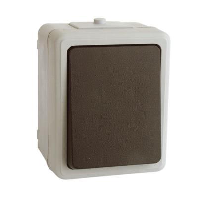 Doble interruptor estanco Electro Dh 36.526/DI 8430552106806