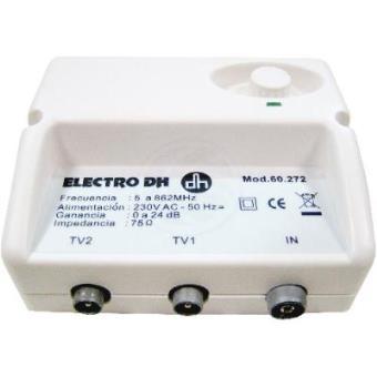 Amplificador antena tv amplificador de se al los - Precios de antenas de television ...